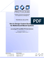How to Design Enclosures for Motherboard Based Systems 092010