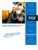 island construction pte ltd profile