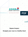 Cabg surgery AND   Treatment for heart attack