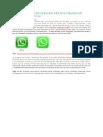 Vinda Screenshots Da Interface Whatsapp Chamadas de Voz