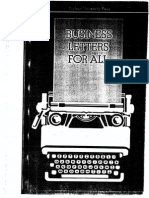 English Business Letters, book