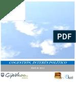COGESTIÓN, INTERÉS POLÍTICO