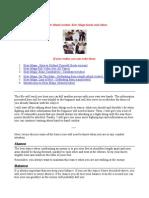 E-Book Martial Arts - Krav Maga Pressure Points & Martial Combat