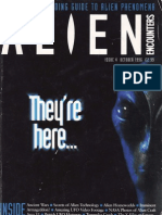 Alien Encounters Issue 4