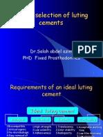 4- cement ,,4