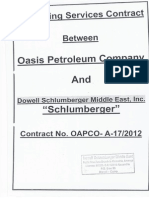 Cement Schlumberger