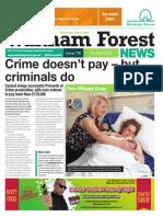 LBWF News 20th April 2015