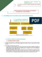 Fiche 222 – Quelles conséquences a l'Union monétaire sur les politiques économiques dans l'Union européenne.doc.docx