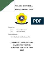 Tugas TBB Yohana Mutiara Dewi (03031181320039)