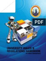 Unikl Urr Handbook 7th Editionamendment2