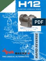 PULLMASTER - MODEL H12