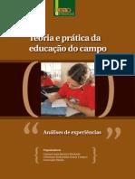 Teorias e Pratica d Educaçao