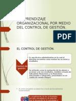 El Aprendizaje Organizacional Por Medio Del CDG