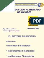 CONASEV Mercado de Valores.ppt