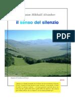 210288704 Aivanhov Il Senso Del Silenzio Italiano