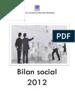 BILAN Social 2012 Etap