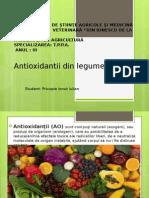 Antioxidanti Power Point