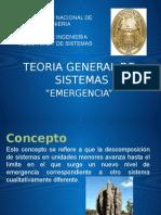 Emergencia TGS