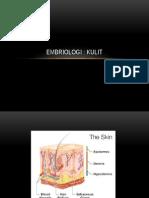 Embriologi Kulit