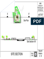 7 Site Section