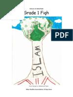 Grade 1 Fiqh Book (2nd Edition) Kids Book