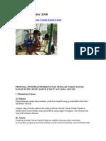 Proposal Pembangunan Taman Kanak-kanak
