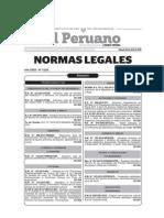 Normas Legales 25-04-2015 - TodoDocumentos.info