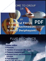 14. Fluid Mechanics