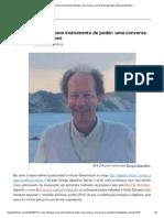 A Crise Infindável Como Instrumento de Poder_ Uma Conversa Com Giorgio Agamben _ Blog Da Boitempo
