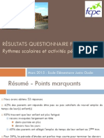Analyse Questionnaire Rythmes JO