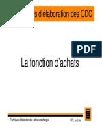 2 Techniques d'Élaboration Des Cahiers Des Charges x