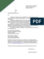 Job Application Letter Format For Staff Nurse   Cover Letter Templates Application Letter Sample For Nurses In Rn Heals