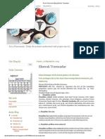 Rya's Pharmacist Blog_ Ekstrak Terstandar