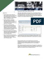 Ax4.0 Payroll Datenblatt En