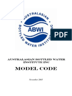 Australasian Bottled Water Institute Inc