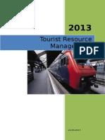 Gestiunea Resurselor Turistice