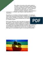 El Término Homofobia Se Refiere a La Aversión