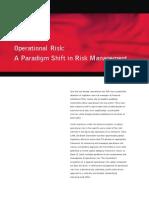 Operational Risk i Flex Solutions