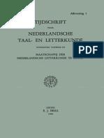 Over namen van munten, in het bijzonder over 'stuiver' / J.H. van Lessen