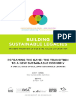 Building Sustainable Legacies