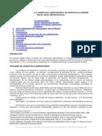 Tutela Judicial Efectiva y Contencioso Administrativo Anulacion