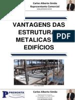 Vantagens Das Estruturas Metalicas Em Edifícios
