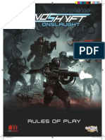 XenoShyft Onslaught Rulebook