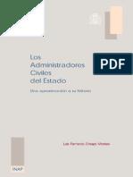 2004_692_los Administradores Civiles Del Estado. Una Aproxi