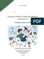 Estratégias de Modificação Comportamental na PHDA