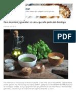 Para imprimir y guardar_ 10 salsas para la pasta del domingo - Blogs lanacion.pdf