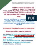 La Penetracion Economica Chilena en El Peru