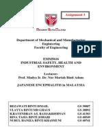 Assg 3 - JE in Malaysia 2