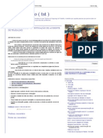 Arvore de Causas - Investigação de Acidente de Trabalho