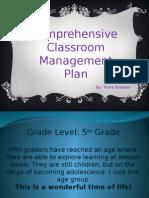 classroom management final